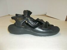 Womens Size 7M Clarks Collection Black Slingback Sandals