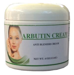ARBUTIN CREAM SRS, SKIN CARE BLEMISH Lightening Bleaching crema para las manchas