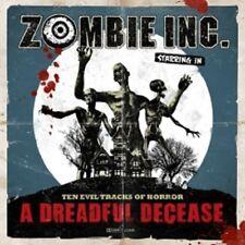 "Zombie Inc. ""A Dreadful Decease"" CD [Zombie Death Metal from Austria]"