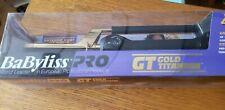 BaBylissPro GT Gold Titanium, 5/8 barrel, Marcel Grip Iron,450degree #BABGOLD58M
