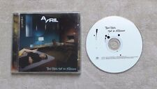 """CD AUDIO MUSIQUE/ AVRIL """"THAT HORSE MUST BE STARVING"""" 9T CD ALBUM 2002 SYNTH-POP"""