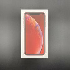 Apple iPhone Xr Red 64gb Box Only