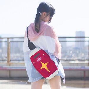 Mobile Suit Gundam Cosplay Bag RX-78-2 Shield Shape Bag E.F.S.F Shoulder Bag Red