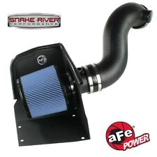 AFE COLD AIR INTAKE 01-04 CHEVY GMC DURAMAX DIESEL 6.6L PRO 5 R OILED FILTER LB7