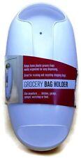 White Grocery Bag Holder and Dispenser