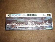 Furutaka Heavy Cruiser (Hasegawa-Minicraft #B-28) 1/700 Water Line Series Model