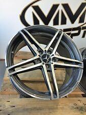 19 Zoll Xtreme Concave Alu Felgen für Mercedes C E S Klasse W211 SLK 172 AMG CL