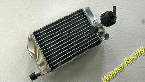 Aluminum Radiator FIT Gas Gas trial 125/200/250/280/300 CC TXT/Pro racing 09-13
