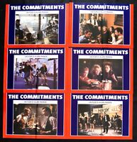 H94 Fotobusta The Commitments Alan Parker Roddy Doyle Roswell