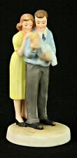 """Norman Rockwell Limited Edition """"New Arrival"""" Bone China Figurine by Gorham - 4"""""""