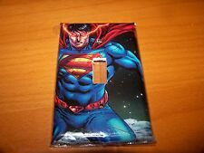 SUPERMAN LIGHT SWITCH PLATE #18