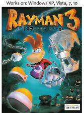 Rayman 3: Hoodlum Havoc PC Game