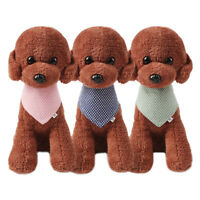 Pet Bandanas Dog Scarf Adjustable Collar Saliva Towel TriangleBibs For Cats Dog
