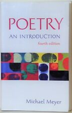Poetry : An Introduction by Michael Meyer (2003, Paperback)