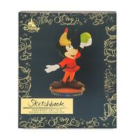 Mickey Mouse Memories Through the Years Mickey & Beanstalk Sketchbook Ornament
