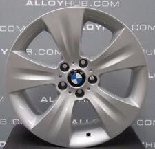 "GENUINE BMW X5 E70 LA STAR SPOKE 213 19"" INCH SINGLE FRONT 9J ALLOY WHEEL X1"