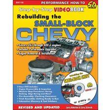 Rebuild Small-Block Chevy 400 350 327 302: Step-by-Step Video-book Manual SA116