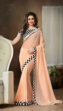 Veeraa Saree Exclusive Beautiful Designer Bollywood Indian Partywear Sari 183