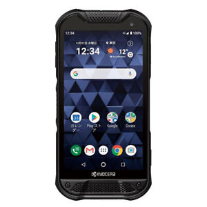 KYOCERA DuraForce PRO 2 E6921 Smartphone Android Unlocked Black tough