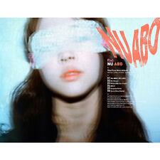 F(X) [NU ABO] 1st Mini Album CD+Booklet FX K-POP SEALED