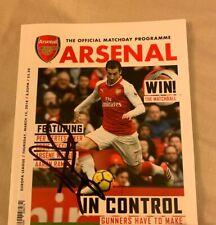 Henrikh Mkhitaryan Signed Arsenal Programme Roma Dortmund Armenia