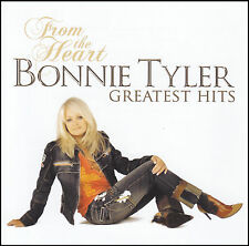 BONNIE TYLER - GREATEST HITS : FROM THE HEART CD ~ BEST OF *NEW*