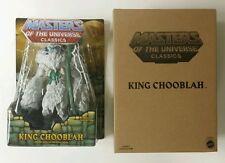 Motu classics King Chooblah Masters of the Universe Mattel