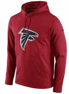 Atlanta Falcons Mens Nike Performance Logo Therma-Fit Hoodie - XXL & XL - NWT