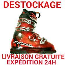 """chaussure de ski adulte SALOMON """"IMPACT 9"""" Pointure :39 IDEAL PETIT BUDGET"""