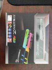 G. SKILL TridentZ RGB Series 32GB (2 x 16GB) PC4-28800 (DDR4-3600) Memory...