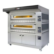 Ampto P150G A2 Gas Deck-Type Pizza Bake Oven