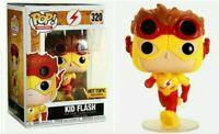Funko Pop Kid Flash #320 Hot Topic Exclusive