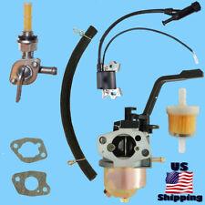 Mi-T-M Carburetor w/ Right Petcock Coil for Cm-2800-Swlb 2800 Pressure Washer