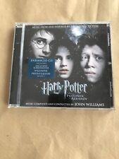 Harry Potter & The Prisoner Of Azkaban  - CD Soundtrack - John Williams