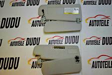 VW Passat 3C Sonnenblende sonnen Blende Home Link 3C0857551 3C0857552 Original