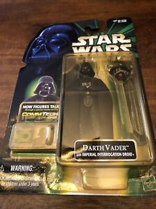 Hasbro Star Wars 1997 Power Of The Force Green Card Action Figure DARTH VADER