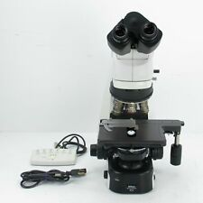 NIKON ECLIPSE Ci-E ERGO TRINOCULAR MOTORIZED MICROSCOPE WITH 6 OBJECTIVE SET