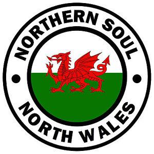 North Gales - Northern Soul - Novedad Coche/Ventana Pegatina + 1 Gratis/Regalos