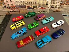 Hot Wheels die cast model bundle