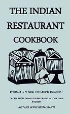 INDIAN RESTAURANT COOKBOOK - India Hindu recipes