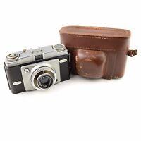 Ilford Sportsman Camera with Dacora Dignar 45mm f/3.5 Lens c. 1957-67