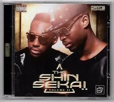 CD RAP FRANCAIS / THE SHIN SEKAI - VOLUME 2 / 13 TITRES WATI B (ANNEE 2014)