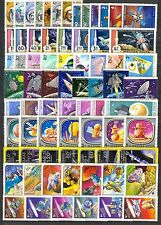 Hungary Space 10 diff. sets in collection MNH (**)