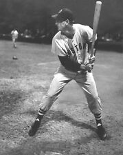 1957 Boston Red Sox TED WILLIAMS Glossy 8x10 Photo Print Baseball Poster