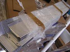 bas de caisse aluminium strié  neuf citroen ds,id berline