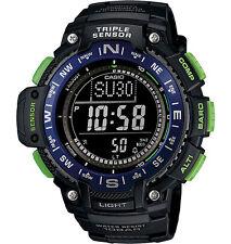 Casio SGW1000-2B Men's Altimeter Braometer Compass Thermometer Sports Watch