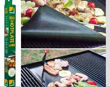 BBQ Hotplate Liner Roasting Oven Tray Non-Stick   New