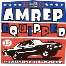 Various Artists - Amrep Equipped 96-97 CD Extended Play