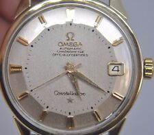 Omega Constellation 34mm Automatic Cal 561 24j. Pie Pan Certified Chronometre!