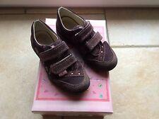 Schuhe Halbschuhe Klett lila Lillifee Mädchen Größe 28 Sabrina